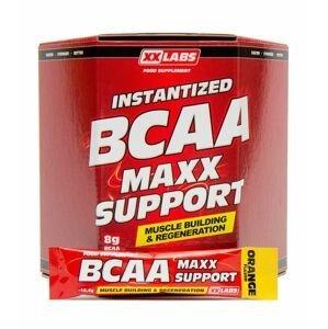 Xxlabs BCAA Maxx Support příchuť pomeranč 620 g/60 sáčků