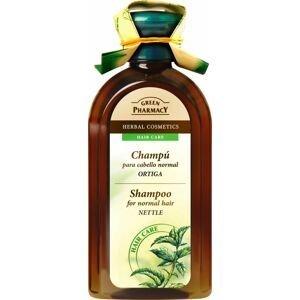Green Pharmacy Kopřiva šampon pro normální vlasy 350 ml