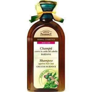 Green Pharmacy Lopuch šampon proti vypadávání vlasů 350 ml