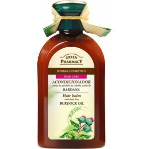 Green Pharmacy Lopuchový olej balzám proti vypadávání vlasů 300 ml