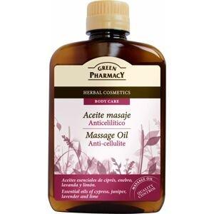 Green Pharmacy Masážní olej proti celulitidě 200 ml