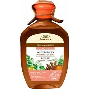 Green Pharmacy Mandarinka se skořicí sprchový olej 250 ml