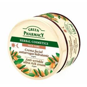 Green Pharmacy Argan výživný krém proti vráskám 150 ml