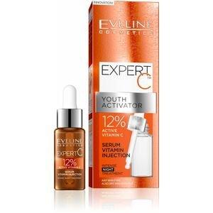 Eveline EXPERT C Noční vitaminové sérum 18 ml