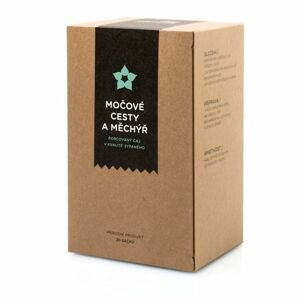 Aromatica Močové cesty a měchýř bylinný čaj 20x2 g
