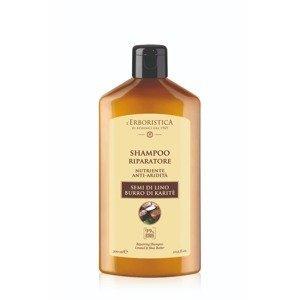 Erboristica Šampon reparační se lněným olejem 300 ml