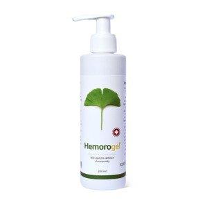 Hemorogel mycí gel 200 ml