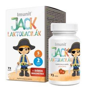 Imunit JACK LAKTOBACILÁK 72 tablet