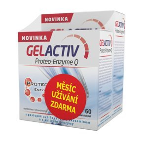 Gelactiv Proteo-Enzyme Q 120+60 tablet