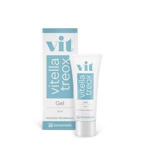 Benemedo Vitella Treox gel na podrážděnou kůži 15 ml