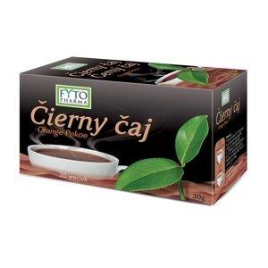 Fytopharma Černý čaj porcovaný 20x1,5 g
