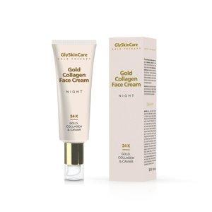 Biotter Gold Collagen Cream noční krém 50 ml