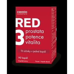 Cemio RED3 90 kapslí
