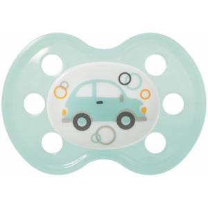Baby Nova Dudlík silikon tvarovaný vel. 1 1 ks