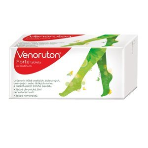 Venoruton Forte 500 mg 60 tablet