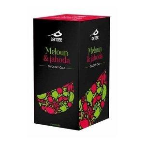 Santée Meloun & Jahoda porcovaný čaj 20x2,5 g