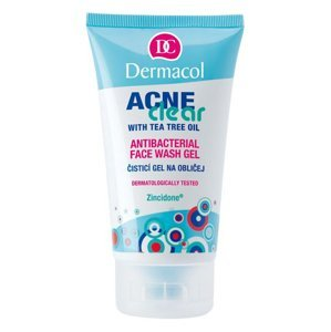 Dermacol Acneclear Antibakteriální mycí gel 150 ml