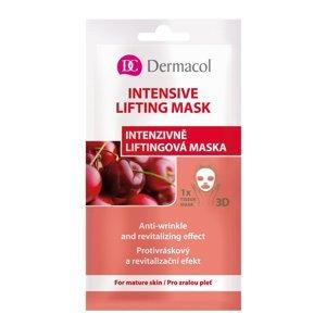 Dermacol Intenzivně liftingová textilní maska 1 ks