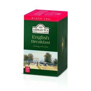 Ahmad Tea English Breakfast porcovaný čaj 20 x 2 g