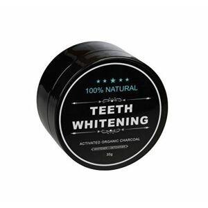 Charcoal Bělicí zubní pudr 100% natural 30 g