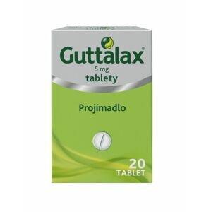 Guttalax 5 mg 20 tablet