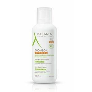 A-Derma Exomega Control emolienční balzám pro suchou kůži se sklonem k atopii 400 ml