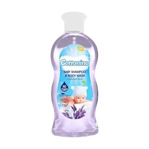Cottonino Dětský šampón a sprchový gel levandule 300 ml