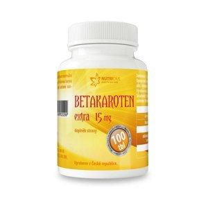 Nutricius Betakaroten EXTRA 15 mg 100 tablet