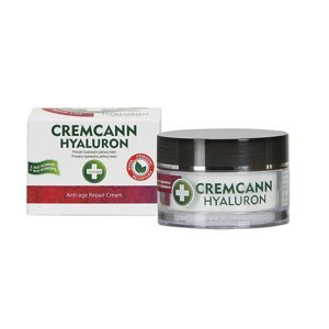 Annabis Cremcann Hyaluron přírodní pleťový krém 50 ml