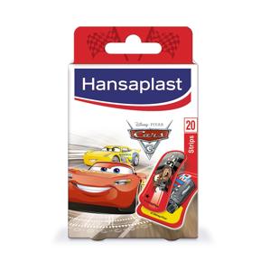 Hansaplast Junior Cars náplast 20 ks