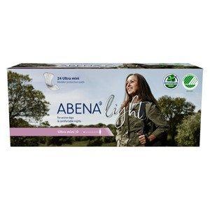 Abena Light Ultra Mini 0 inkontinenční vložky 24 ks