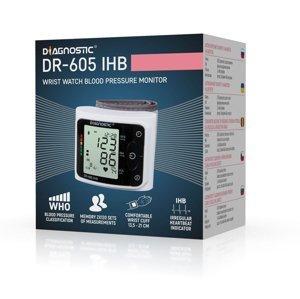 Diagnostic DR-605 IHB automatický zápěstní tlakoměr