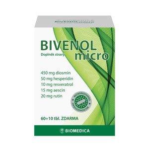 Biomedica Bivenol micro 60+10 tablet