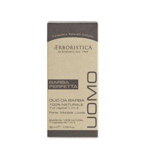 Erboristica UOMO Výživný olej na vousy 30 ml