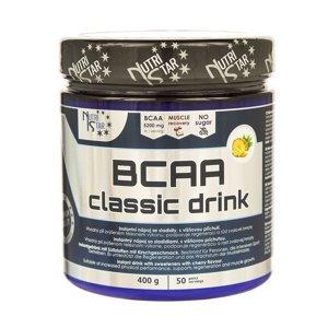 Nutristar BCAA Classic Drink 400 g ananas