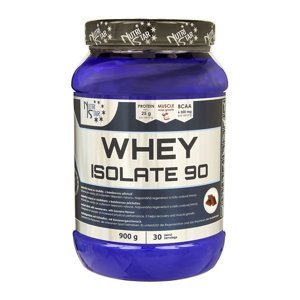 Nutristar WHEY Isolate 90 900 g čokoláda