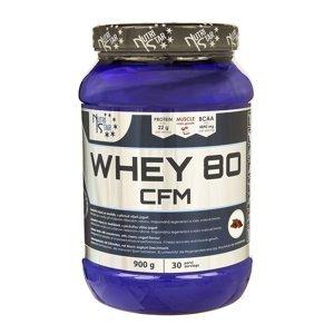 Nutristar WHEY 80 CFM 900 g čokoláda