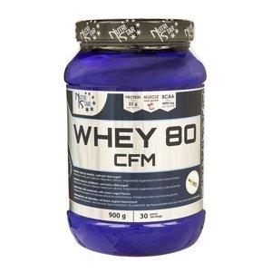 Nutristar WHEY 80 CFM 900 g vanilka