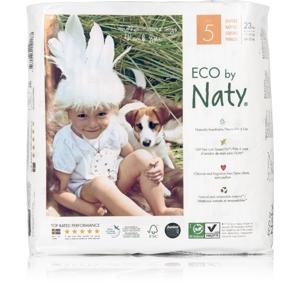 ECO by Naty Junior 11–25 kg dětské plenky 23 ks