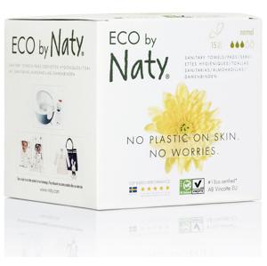 ECO by Naty Normal dámské vložky 15 ks