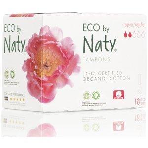 ECO by Naty Normal dámské tampóny 18 ks