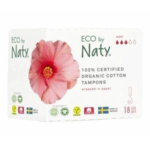 ECO by Naty Super dámské tampóny 18 ks