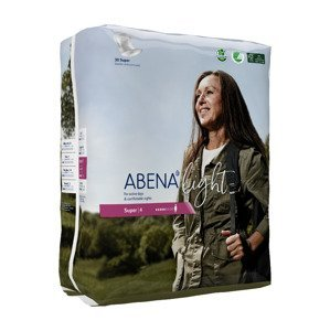 Abena Light Super 4 inkontinenční vložky 30 ks