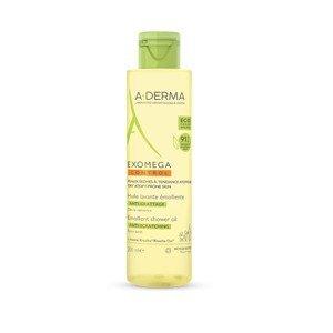 A-Derma Exomega Control zvláčňující sprchový olej pro suchou kůži se sklonem k atopii 200 ml