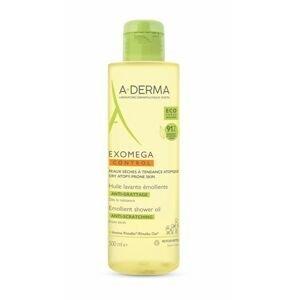 A-Derma Exomega Control zvláčňující sprchový olej pro suchou kůži se sklonem k atopii 500 ml