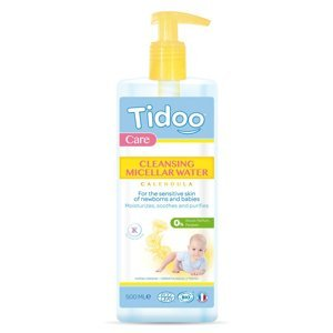 Tidoo Care BIO čisticí micelární voda 500 ml