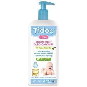 Tidoo Care BIO Čistící olejová emulze s kalciem 450 ml