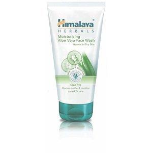 Himalaya Herbals Zvlhčující mycí gel na obličej s Aloe Vera 150 ml
