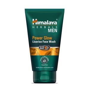 Himalaya Herbals Mycí gel na obličej pro muže s lékořicí 100 ml