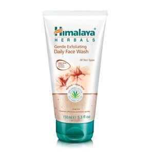 Himalaya Herbals Exfoliační mycí gel na obličej 150 ml